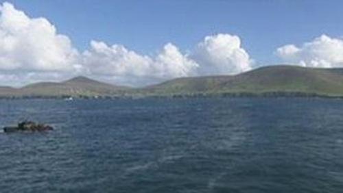 Dingle - Vessel ran aground