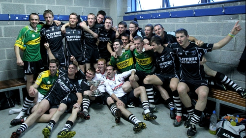Sligo Claimed The 2010 Crown With A Six Point Win Over Kerry