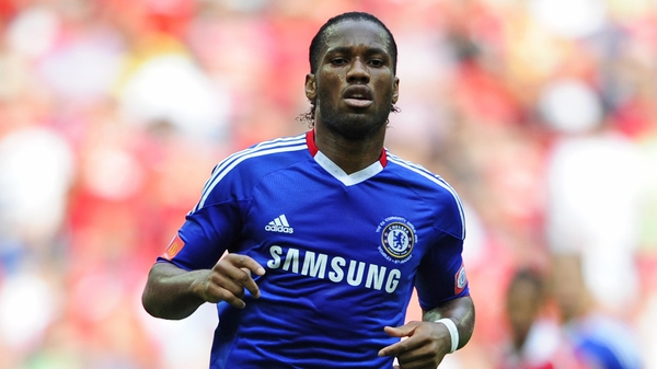 Chelsea's Didier Drogba will be looking to win the African Player of the Year award for the third time