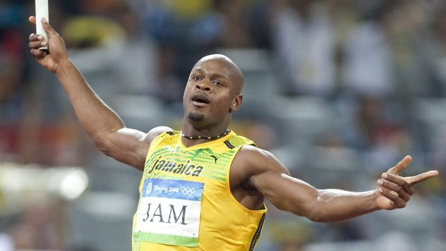 Asafa Powell is the most high-profile Jamaica athlete to fail doping tests