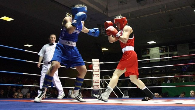 Ireland juniors on medal trail in Russia