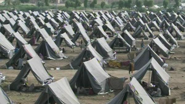 Pakistan - Millions left homeless