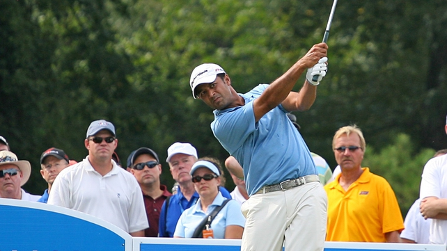 Arjun Atwal is fighting for his PGA Tour survival this weekend