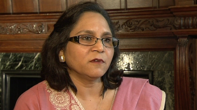 Naghmana Hashmi - Warning over fate of people affected by floods