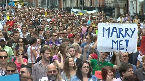 Dublin - 'March for Marriage'