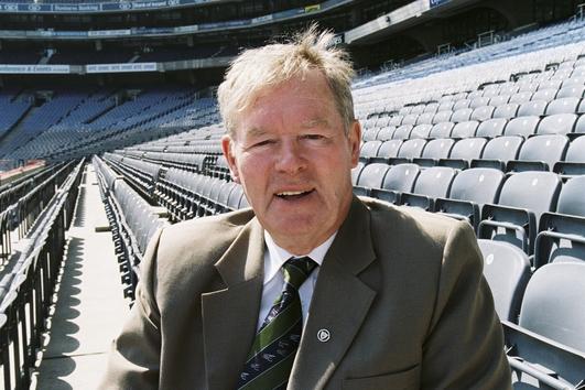 Mícheál Ó Muircheartaigh.