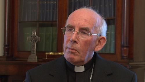 Cardinal Seán Brady - Welcomed statement