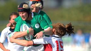 Ireland's Niamh Briggs