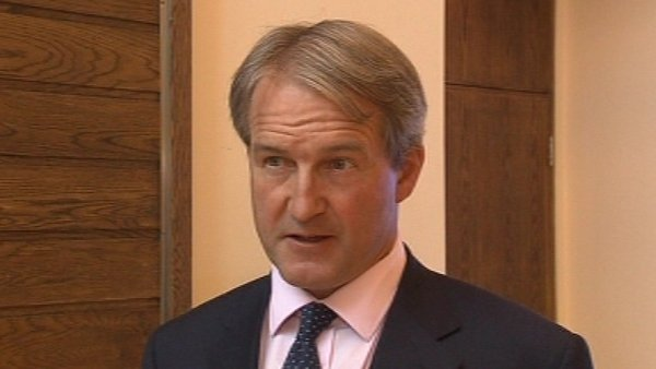 Owen Paterson - 30% of serving PSNI officers are Catholic