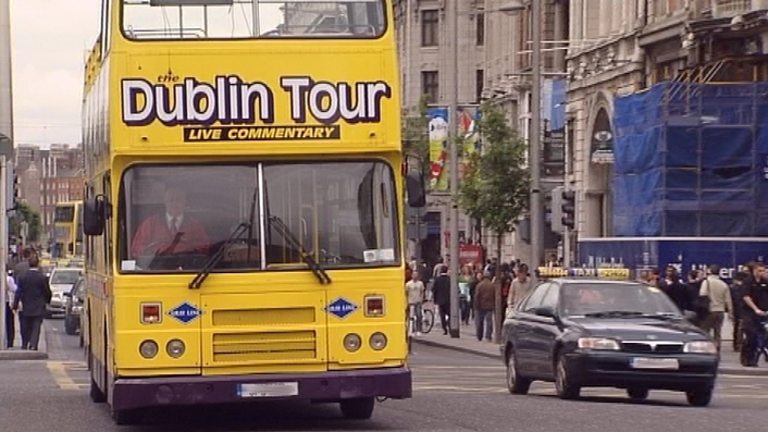 Tourism Ireland set out to reclaim British interest