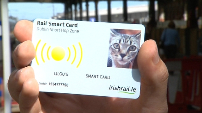 Lilou - Issued with travel card