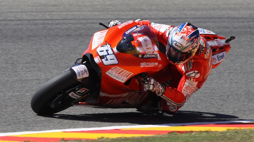 Ducati star Nicky Hayden expects to be fit for the first day of 2012 testing at the Sepang circuit in Malaysia on 31 January
