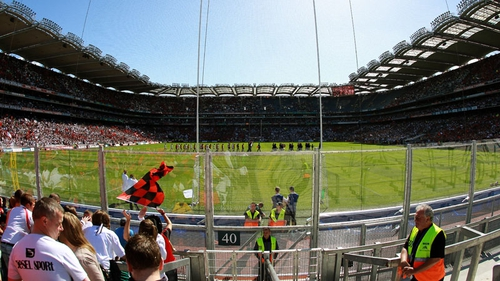 Croke Park - No approach for the use of it from the IRFU