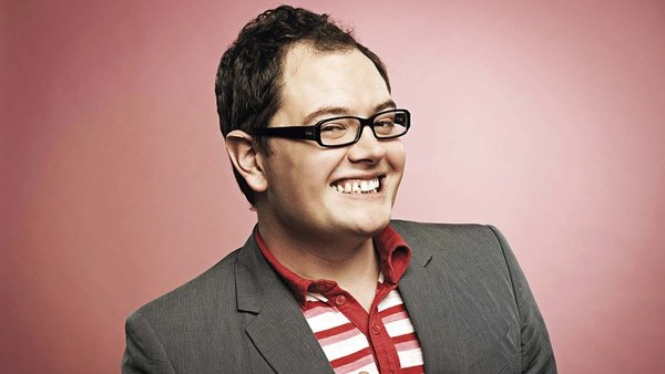 Alan Carr has been asked to star in many reality shows