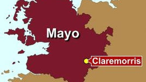 Mayo - Accident occurred near Claremorris