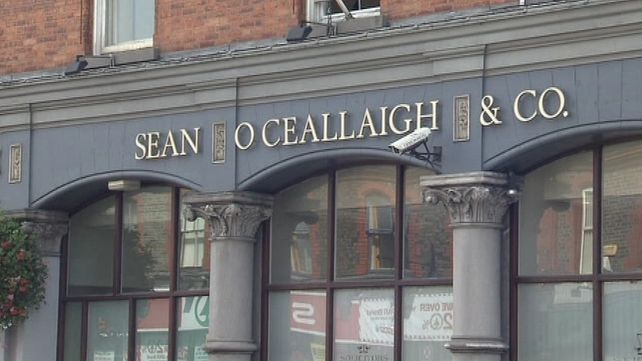 Ruairi O Ceallaigh admitted stealing from client accounts at the family law firm in Phibsborough