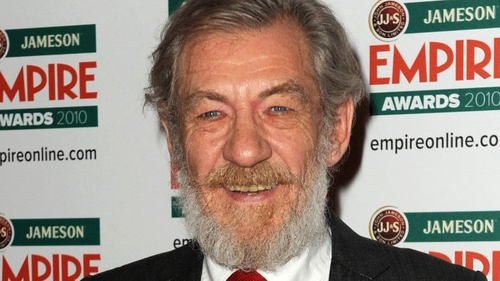 """McKellen - """"The campaign to bring back shifty Mel starts here!"""""""