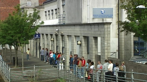 CSO issues new set of monthly unemployment figures