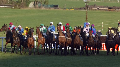 Clonem's seven-race card gets underway at 2.25