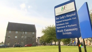 The man's body was reportedly taken to Our Lady's Hospital in Navan