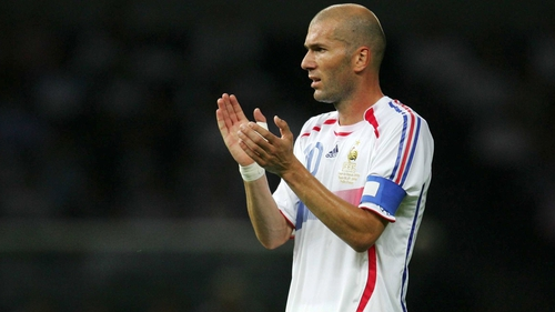Zinedine Zidane wanted to take control of the France national team according to Noel Le Graet
