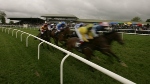 Kilbeggan racecourse saw Do Try Dolly  hold off Disputed by a short head