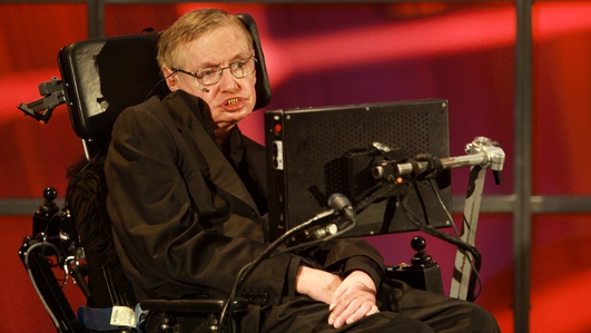 Hawking 'one of the great physicists of all time'