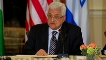 Hamas agrees to unity pact with the Palestinian President Mahmoud Abbas