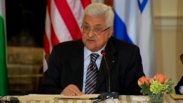Mahmoud Abbas - Accepted government's resignation