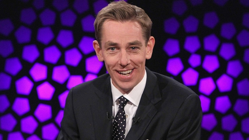 Tubridy - Has delivered the highest audiences in 12 years in his second season as host of The Late Late Show