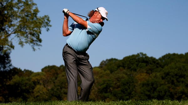 Miguel Angel Jimenez is the oldest winner in European Tour history