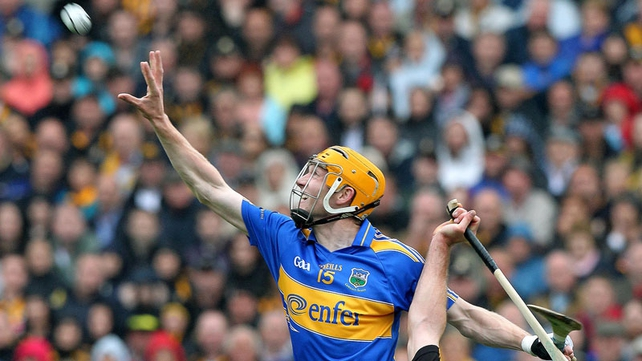Lar Corbett is in from the start as Tipperary manager Eamon O'Shea seeks a first championship win