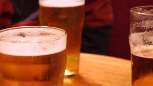 Publicans say the scheme will encourage parents and their children to enjoy alcohol in a 'sensible manner'