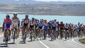 Cyclists believe the painkiller is responsible for crashes in the peloton