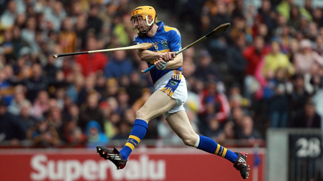 Tipperary's Lar Corbett is Hurler of the Year for 2010