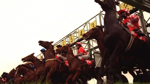Stalls handlers carry out one of the most dangerous jobs in racing