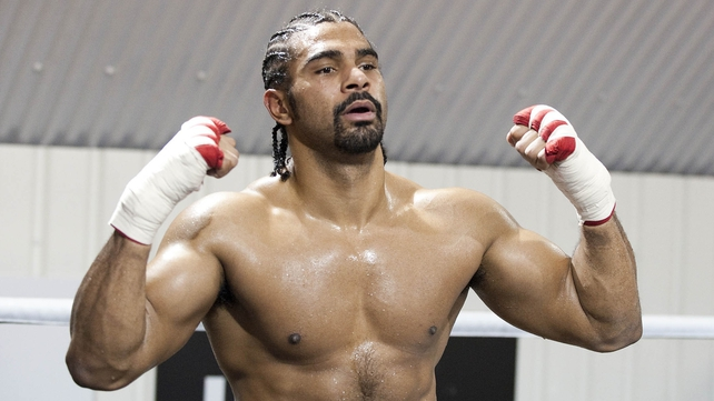 David Haye's career may well be over