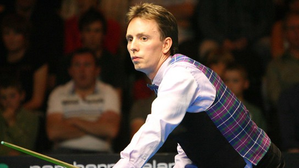Ken Doherty won his first of his six ranking events at the Welsh Open in 1993