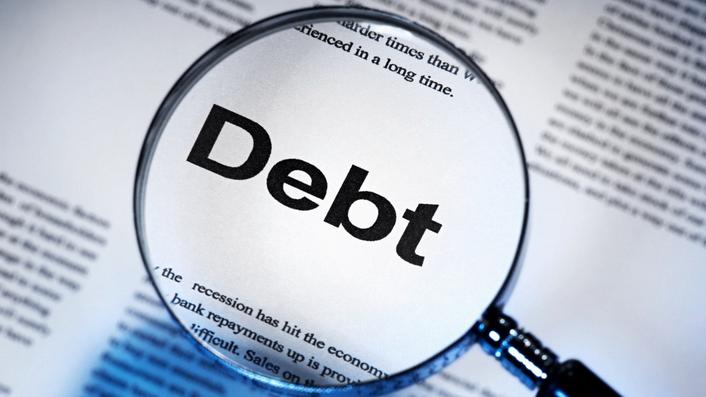 Dispute over debt