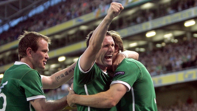 But Robbie Keane's goal sealed the 3-1 win