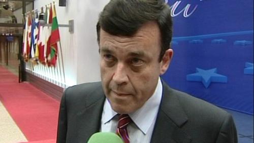 Brian Lenihan - Irish banking system is 'safe'