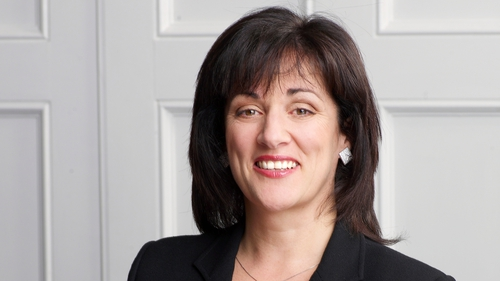 Anne Heraty - CPL Resource's chief executive