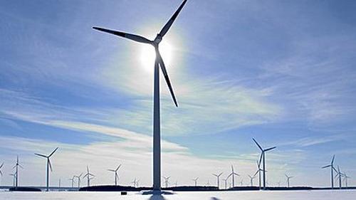 Wind turbines met 23% of Irish electricity demand last month