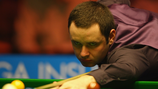 Stephen Maguire will face Liang Wenbo in his next match