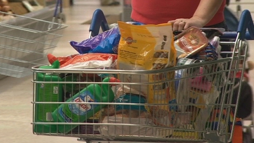 Irish Global Health Network guidelines say shoppers should 'wipe the outside of all canned/hard surface pack goods'