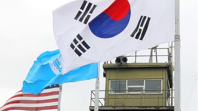 North Korea & South Korea - Talks collapse