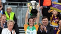 Offaly win thrilling intermediate camogie final