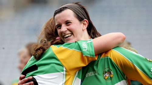 Elaine Dermody scored the only goal in Offaly's win over Tipperary