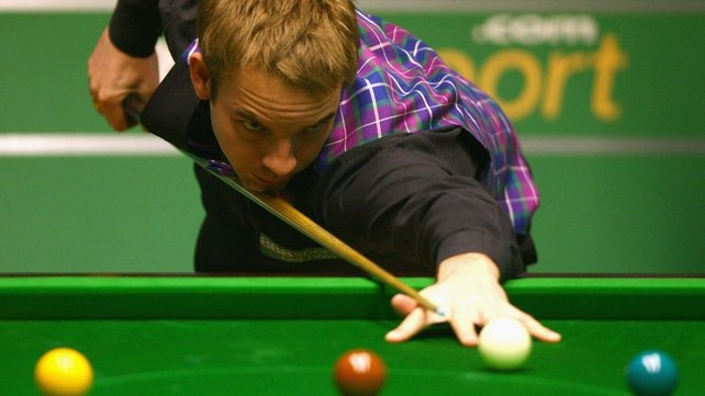 Ali Carter showed real grit to advance to the quarter-finals