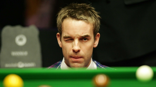 Ali Carter confirmed the good news on his Twitter account